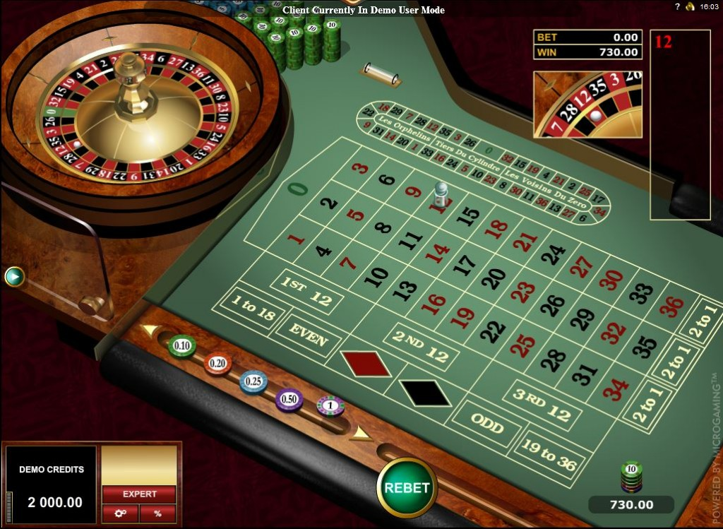 europees-roulette-casinocruise